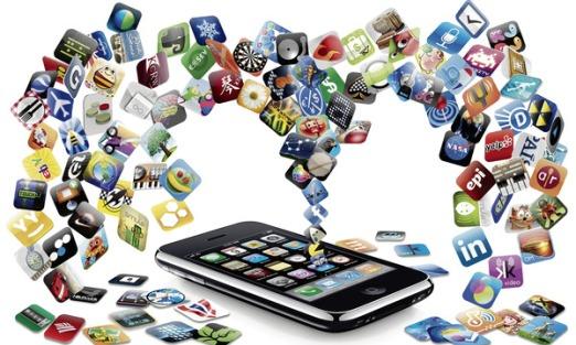Existen muchas aplicaciones móviles por lo que hay que conocer en cuales tener presencia